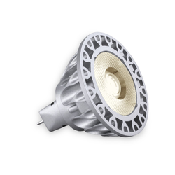 Soraa Soraa Vivid 3 - Vollspektrum LED - MR16 GU5.3 - 36° - 9Watt LED-Leuchtmittel, GU 5,3, 1 Stück, 2700, 3000, Vollspektrum LED