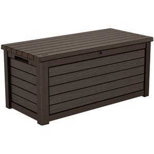 Keter Gartenbox Northwood, 623 Liter, Kissenbox Auflagenbox Aufbewahrungsbox