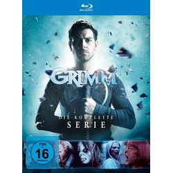Grimm (Blu-ray Disc)