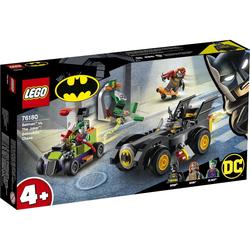 Batman? vs. Joker?: Verfolgungsjagd im Batmobil