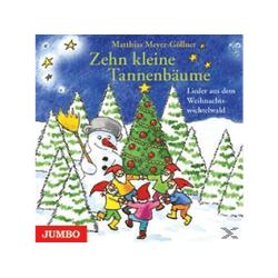 Zehn kleine Tannenbäume - (CD)