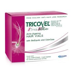 TRICOVEL Trico Age 45+ Ampullen 10X3.5 ml