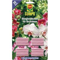 Compo Düngestäbchen für Orchideen 20 St.