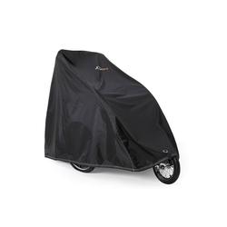 SAMAX Fahrradkinderanhänger Abdeckung für Fahrradanhänger - Schwarz
