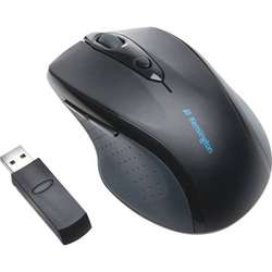 Computermaus Pro Fit Wireless Full-Size schwarz