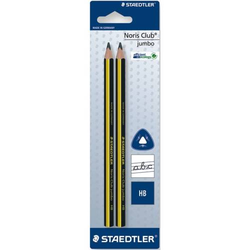 Bleistift triplus jumbo 2 Stück auf Blisterkarte