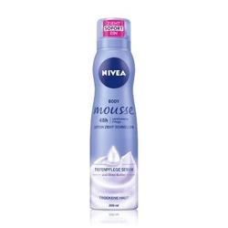 NIVEA Body Mousse Samtweiche Pflege pianka do ciała  200 ml