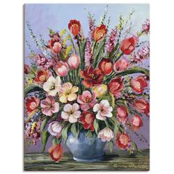 Wandbild »Bunter Tisch III«, Bilder, 94362747-0 bunt 30x40 cm bunt