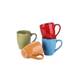 vancasso Tasse NAVIA (4-tlg), Steingut Kaffeetassen