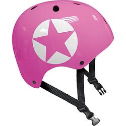 Skaterhelm, pink Gr. 54-61
