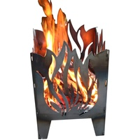 Svenskav Feuerkorb Flamme L