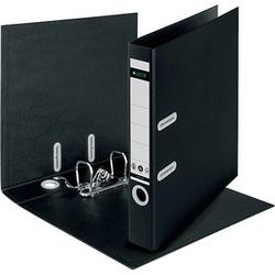 LEITZ recycle 1019 Ordner schwarz Karton 5,0 cm DIN A4