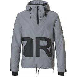 REHALL ALEX-R Jacke 2021 reflective grey - M