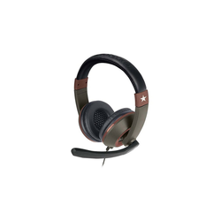 BigBen Spielekonsolen-Zubehörset Stereo Headset XH-100 Wired, Military Edition