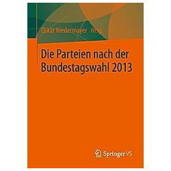 Die Parteien nach der Bundestagswahl 2013 - Buch