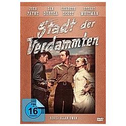 Stadt der Verdammten - DVD  Filme