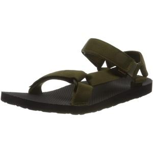 Teva Herren Original Universal Sandale, Dunkle Olive, 40.5 EU