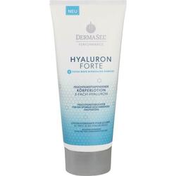DermaSel Körperlotion Hyaluron Forte