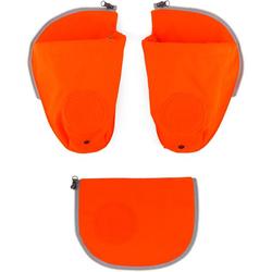 Ergobag Sicherheitsset mit Flaschenhalter, Orange