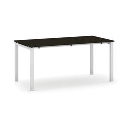 Tisch mit schwimmholzplatte, wenge 1600 x 800