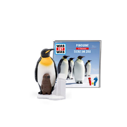 tonies® Was ist was - Pinguine / Tiere im Zoo