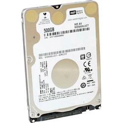 Western Digital WD AV-25 500GB HDD-Festplatte 2,5
