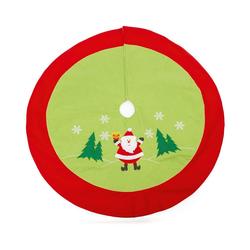 Small Foot Weihnachtsbaum Weihnachtsbaumdecke Santa