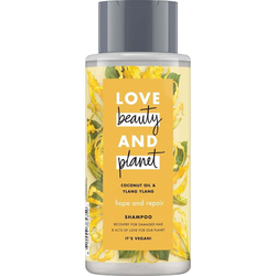 Love Beauty & Planet Shampoo Haarpflege Haarshampoo 400ml