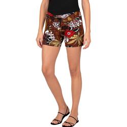 Trigema Shorts mit buntem Muster XL