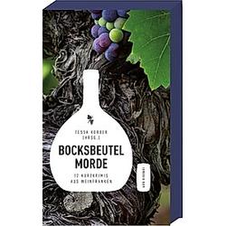Bocksbeutelmorde - Buch