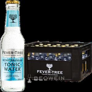 Fever-Tree Mediterranean Tonic Water 24x0,2 l