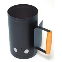 DEMA Metall Kohleanzünder Kaminanzünder Anzündkamin Grillanzünder Grill 5L Holzkohle