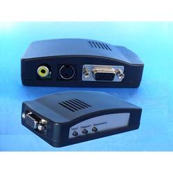 AV to VGA Konverter für Anschluss der Kamera an Monitor
