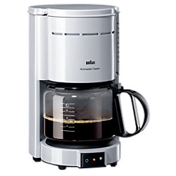 Braun Kaffeeautomat KF 47/1 ws