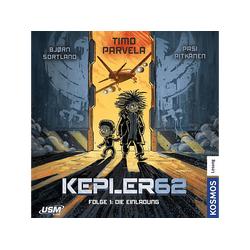 Kepler62: Die Einladung (1) - (CD)