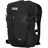 IXS Day 20L Rucksack, schwarz