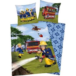 Kinderbettwäsche Feuerwehrmann Sam, Feuerwehrmann Sam, mit tollem