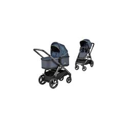 Peg Perego Kombi-Kinderwagen Kombi Kinderwagen Ypsi Combo, Luxe Mirage bunt