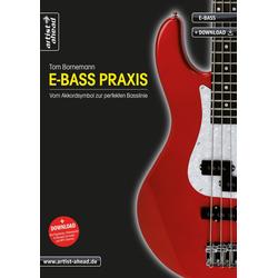 E-Bass Praxis als Buch von Tom Bornemann