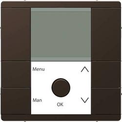 Merten MEG5755-6052 Unterputz-Zeitschaltuhr digital Astro-Funktion, Zufallsfunktion