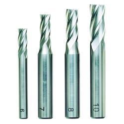 Proxxon Schaftfräsersatz (6-10 mm), 4-tlg.