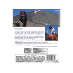 Teneriffa-Sonneninsel Im Atlantik Blu-ray