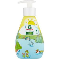 Frosch Creme Soap Kids Sanfte flüssige Handseife für Kinder 300 ml