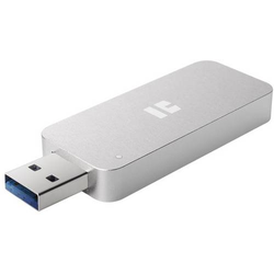 TrekStor® I.GEAR Prime USB-Stick 256GB Silber 45010 USB 3.1