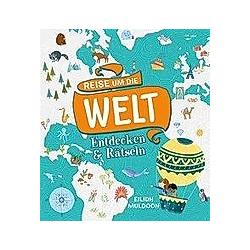 Reise um die Welt. Anna Brett  - Buch