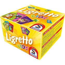 Schmidt Ligretto Kids Kartenspiel