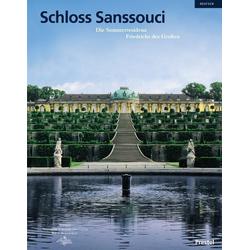 Schloss Sanssouci als Buch von