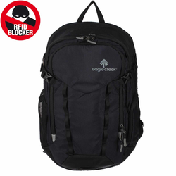 Eagle Creek Notebook-Rucksack Universal Traveler mit RFID-Schutz black