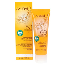 CAUDALIE Anti-Falten Sonnencreme Gesicht SPF 50 50 ml