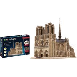 Revell® 3D-Puzzle Notre Dame de Paris, 293 Puzzleteile